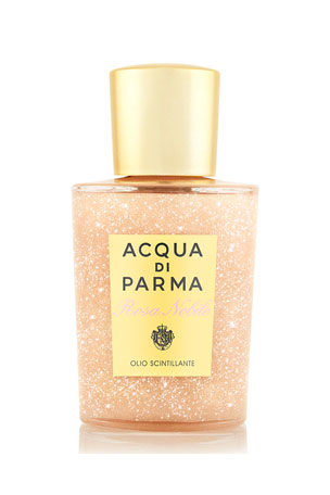 Acqua di Parma Rosa Nobile Shimmering Oil, 3.3 oz./ 100 mL