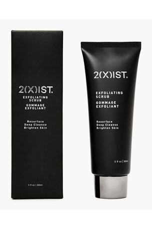 2Xist 3 oz. Charcoal Exfoliating Scrub