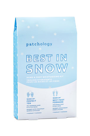 Patchology Best In Snow Hand and Foot Kit $18.00