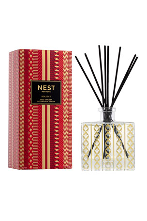 Nest Fragrances 6 oz. Holiday Reed Diffuser
