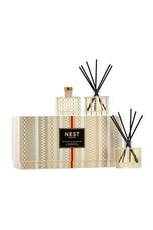Nest Fragrances Festive Petite Diffuser Trio Set