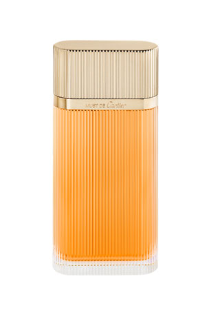Cartier Must de Cartier Eau de Toilette, 3.3 oz./ 100 mL