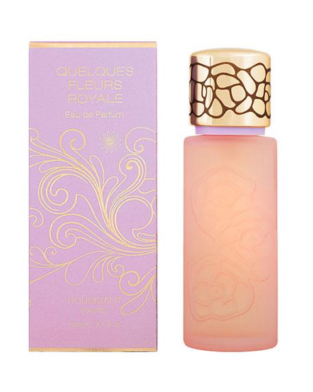 Quelques Fleurs Royale Eau de Parfum, 3.4 oz./ 100 mL