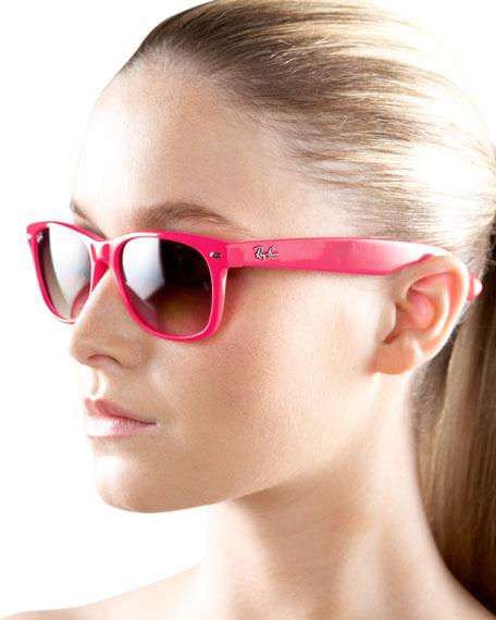 New Wayfarer Sunglasses
