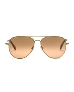 Michael Kors Updated Aviator Sunglasses