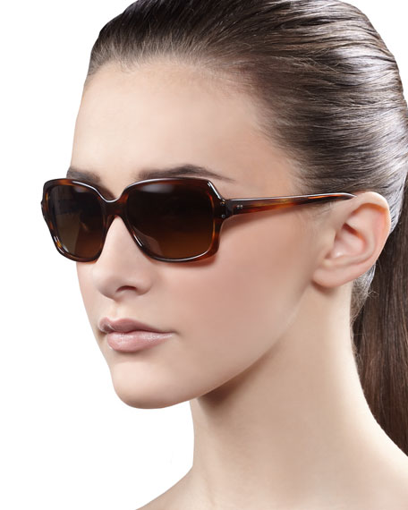Nanny B Sunglasses, Morel