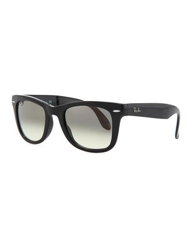 Ray-Ban Folding Icons Wayfarer Sunglasses