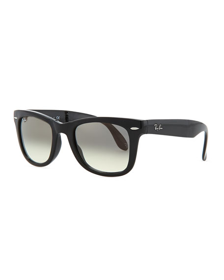 Folding Icons Wayfarer Sunglasses
