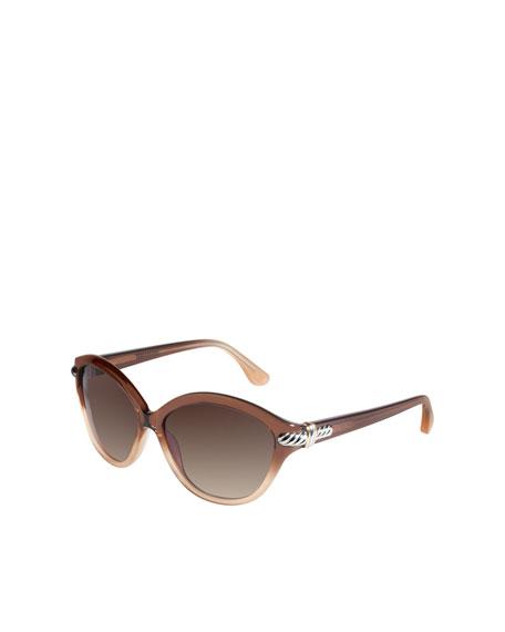 Thoroughbred Sunglasses, Smoky Quartz