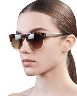 Oliver Peoples Braverman Sunglasses, Cascara