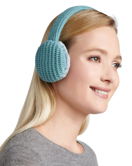 Great Jones Headphone Ear Muffs, Patina