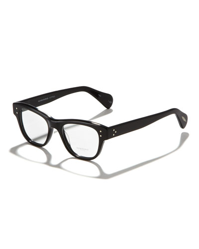 Oliver Peoples Parsons Fashion Glasses, Black