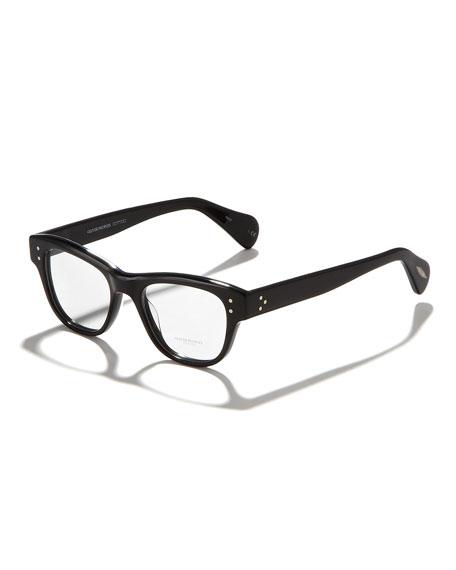 Parsons Fashion Glasses, Black