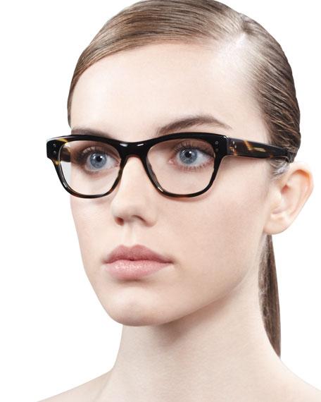 Parsons Fashion Glasses, Brown