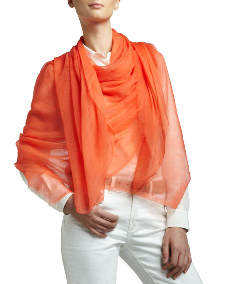 Faded Unique Stole, Vendange d'Orange