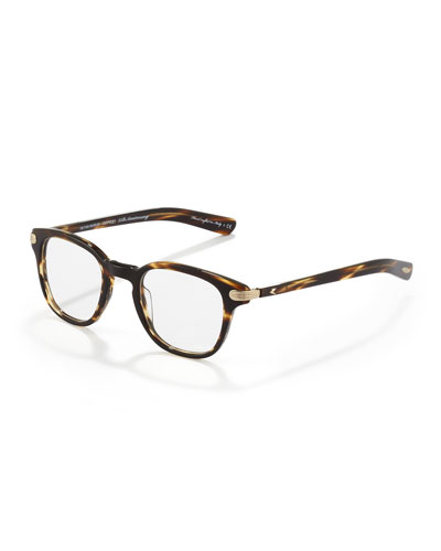 Oliver Peoples XXV Special Edition Fashion Glasses, Cocobolo
