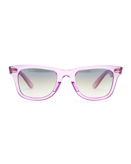 Ice Pop Sunglasses, Purple