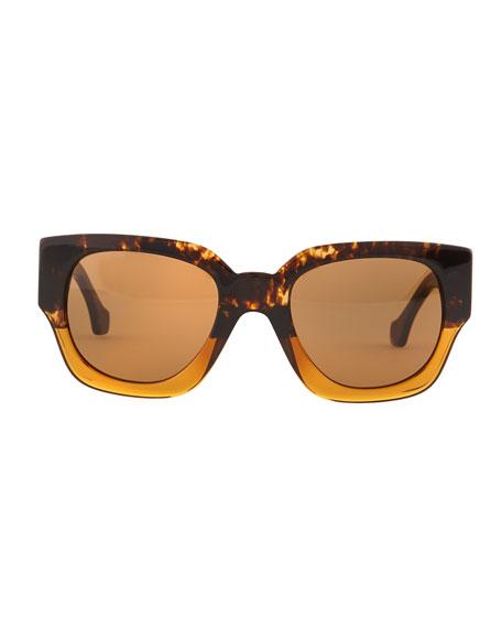 Havana Vintage Sunglasses, Brown