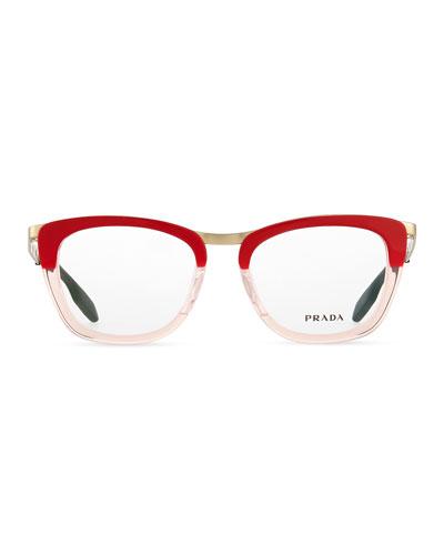 prada small bag - prada red frame sunglasses - Seattle Sperm Donor