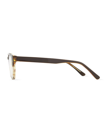 Stanley Fashion Glasses, Mixed Brown