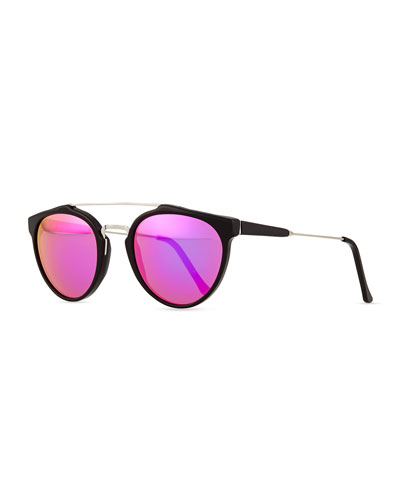 Giaguaro Cove Mirror Sunglasses
