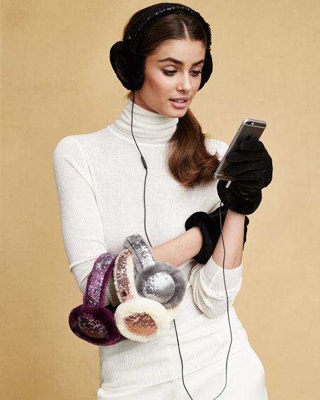 Ugg Classic Suede Smart Glove