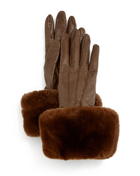 Gepa Gloves for Neiman Marcus Napa Leather Gloves