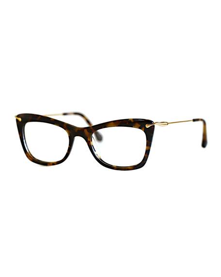 Chrystie Cat-Eye Optical Frames