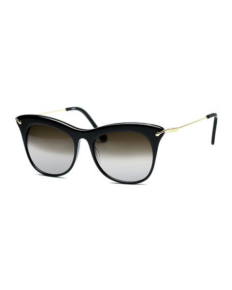 Fairfax Cat S Eye Sunglasses