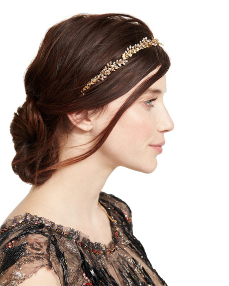 Althea Circlet Swarovski® Crystal Headband