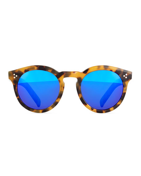 Leonard II Round Sunglasses