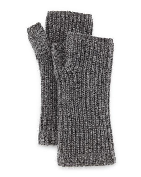 Alexis Cashmere Fingerless Gloves
