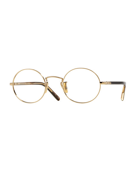 Overstreet 46 Round Fashion Glasses
