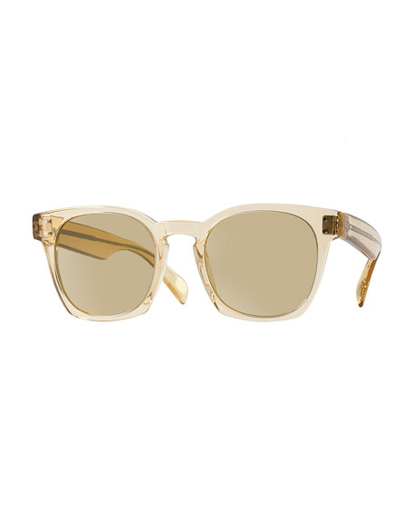 Byredo Photochromic Square Sunglasses