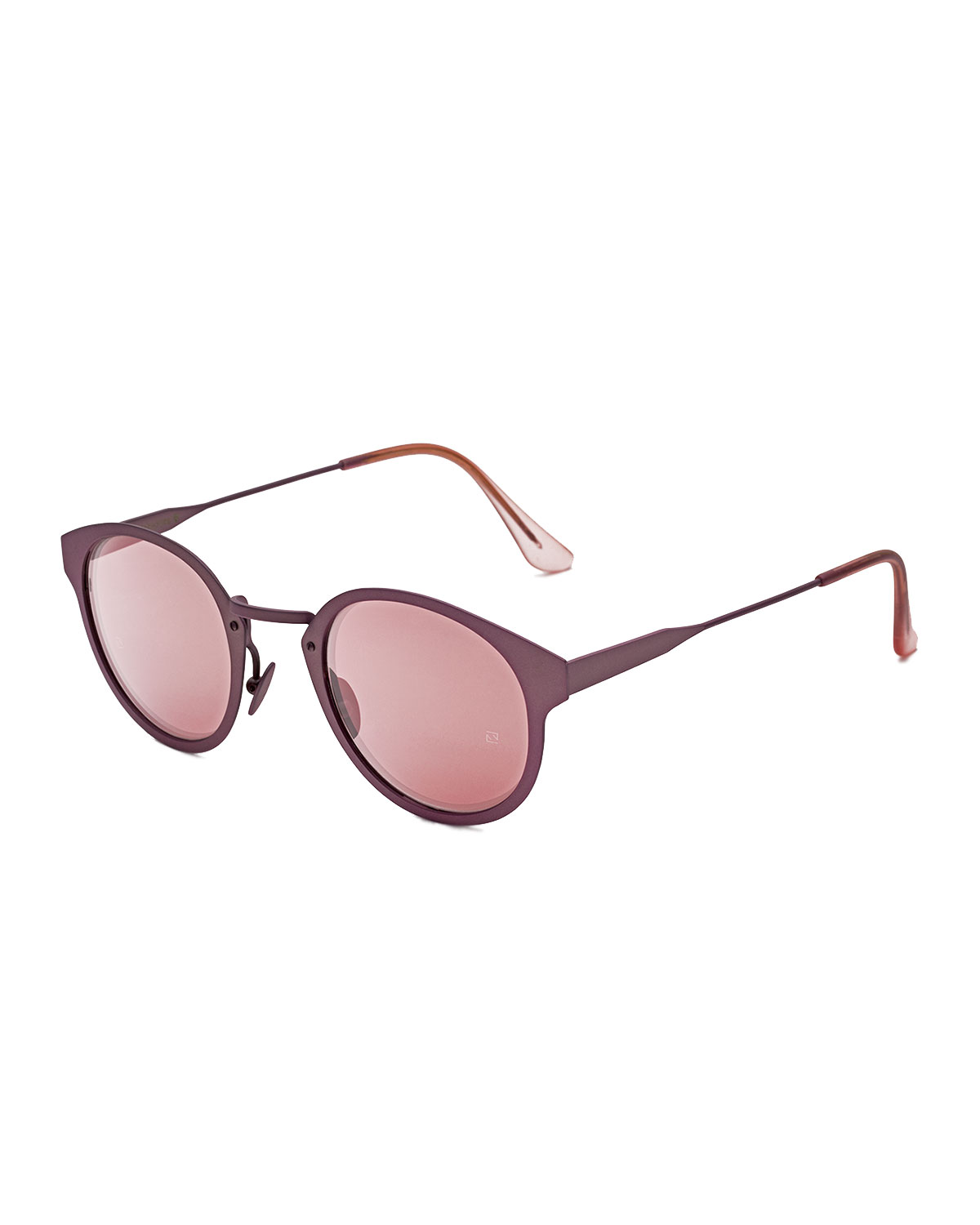 708563effe4d35 Super by Retrosuperfuture Panama Synthesis Round Sunglasses