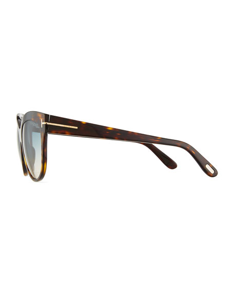 Lily Cat-Eye Sunglasses