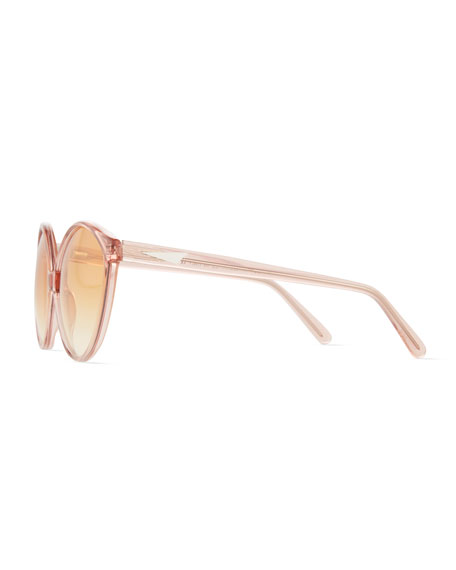 Istanbul Cat-Eye Acetate Sunglasses