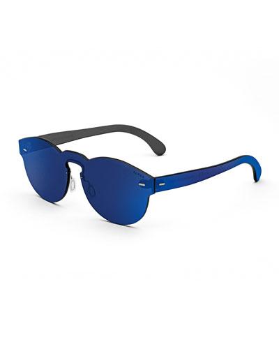 Tuttolente Paloma Unit Sunglasses, Blue