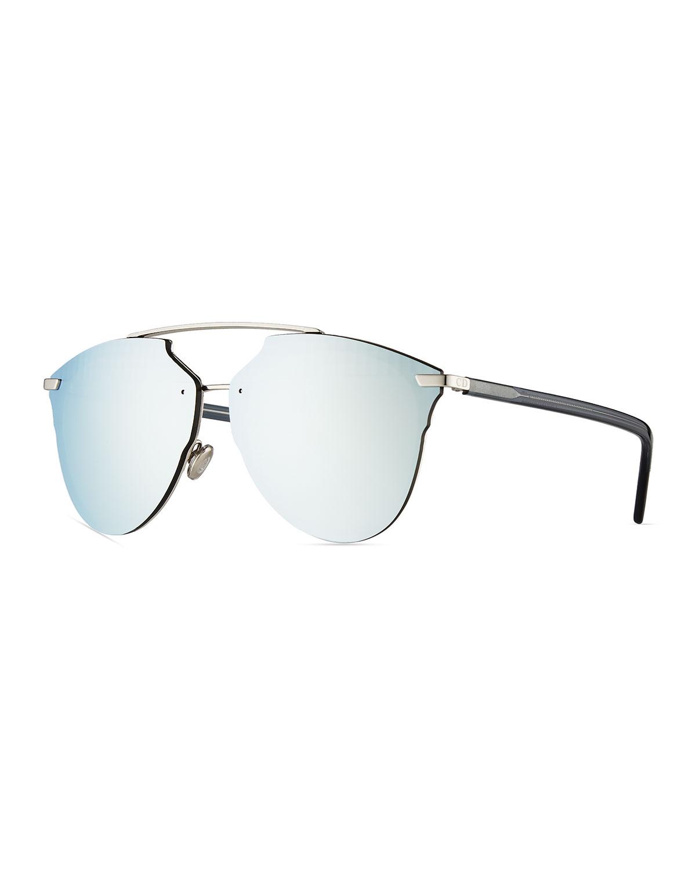 b9399bce33 Dior Reflected Prism Aviator Sunglasses