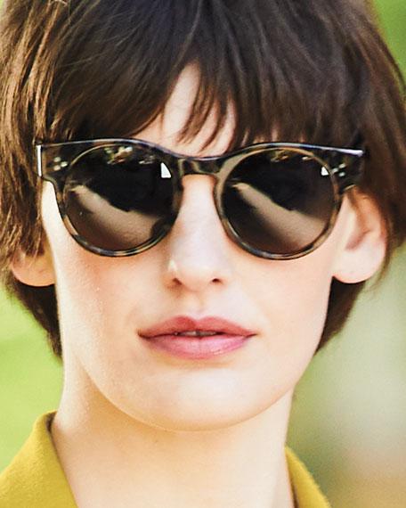 Wilcox Round Polarized Sunglasses