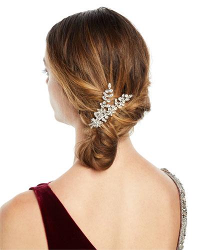 Elissa Swarovski Crystal Hair Comb