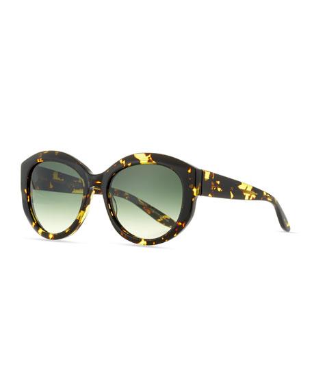 Barton Perreira Patchett Tortoiseshell Sunglasses, Julep