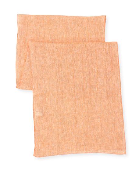 Linen-Blend Scarf