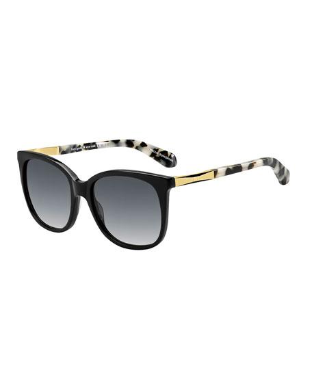 julieanna round sunglasses