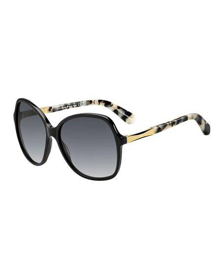 jolyn square sunglasses