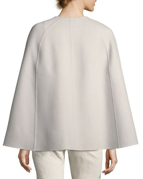 Cashmere Bell Cape