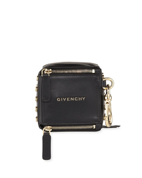 Givenchy Pandora Cube Pouch Charm/Keychain