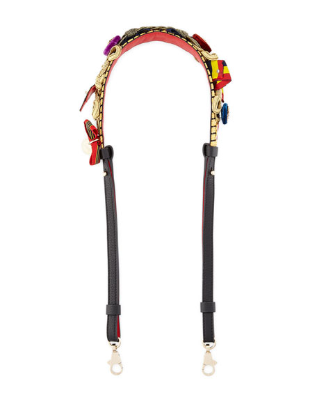 Christian Louboutin Artemistrap Embellished Strap for Handbag