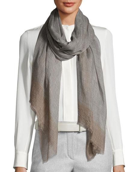 Bajra Wool-Blend Lightweight Scarf