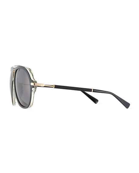 Morgan Aviator Sunglasses